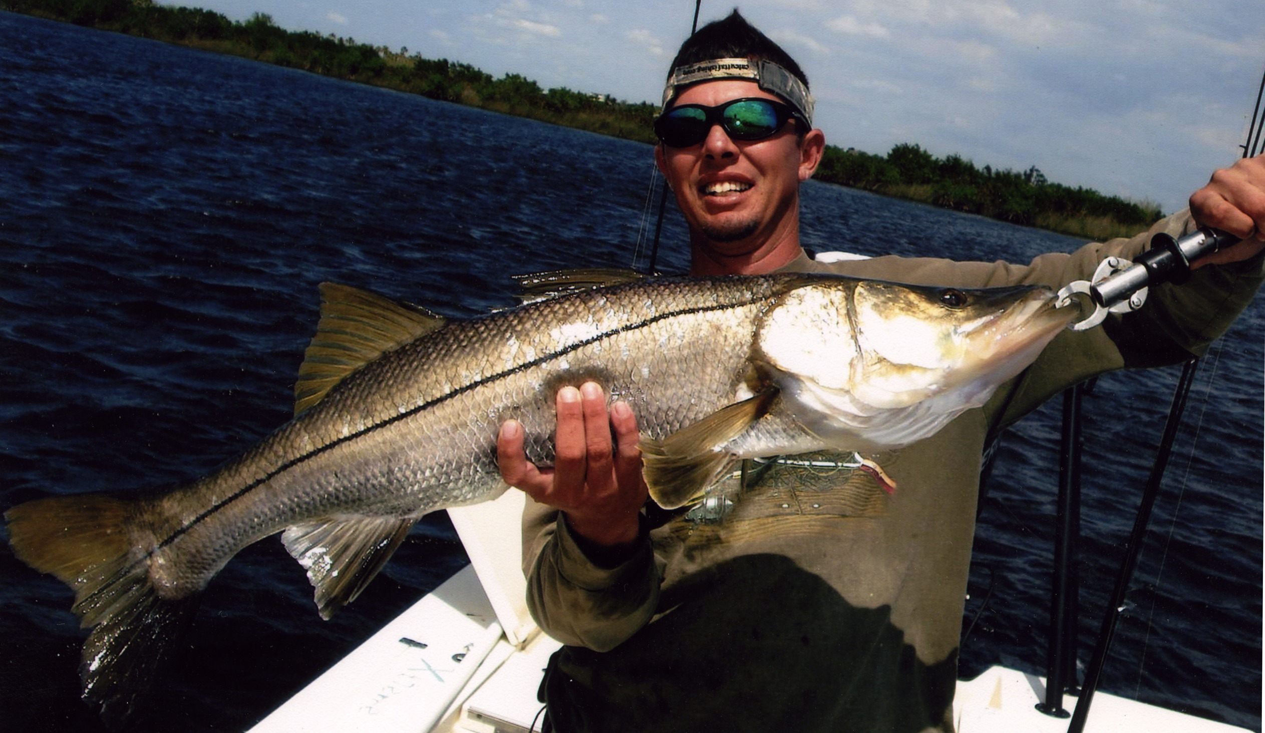 Snook on the Peace River
