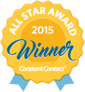 Constant Contact All Star Winner 2015