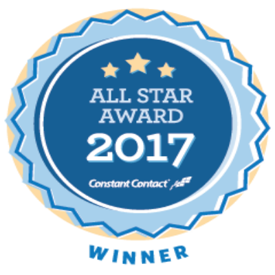 Constant Contact All Star Winner 2016