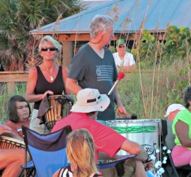 Englewood Drum Circle Oct 20 2013