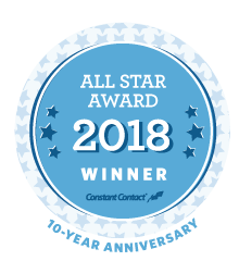Constant Contact All Star Winner 2018